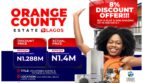 ONGOING PROMO AT ORANGE COUNTY ESTATE